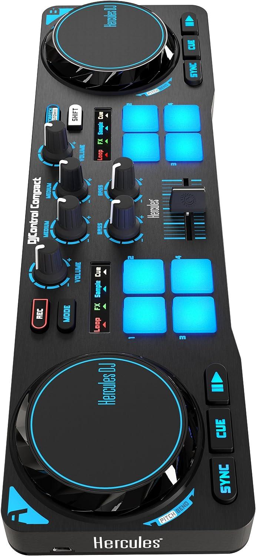 Hercules 4780881 - Controlador DJ, multicolor: Amazon.es: Electrónica