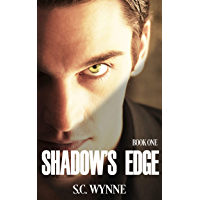 Shadow's Edge: Psychic Detective Mysteries book cover
