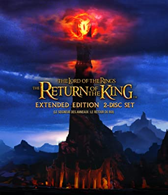 Yesasia: the lord of the rings iii: the return of the king (2003.