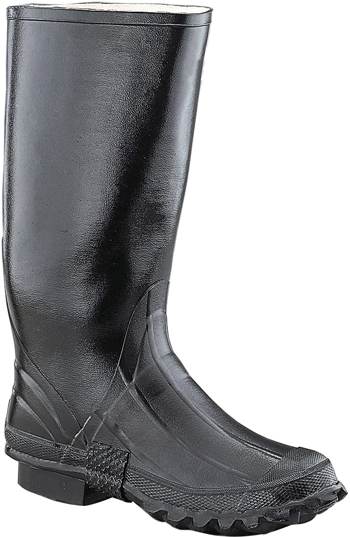 Ranger 17 Heavy Duty Men's Rubber Irrigation Boots, Black (T111) Sperian Protection Group T111-BLM-120