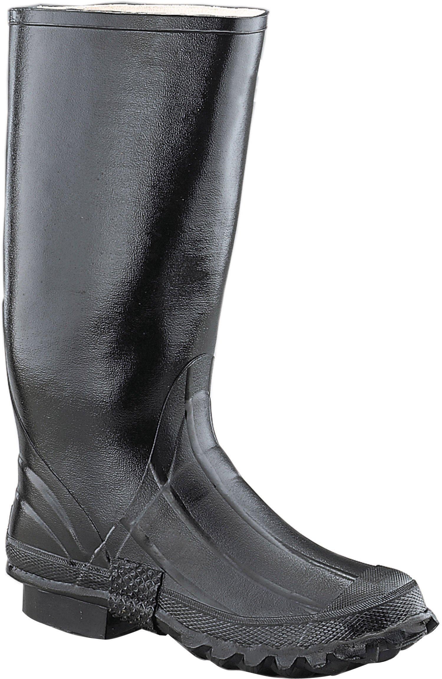 Ranger 17'' Heavy Duty Men's Rubber Irrigation Boots, Black (T111) by Honeywell