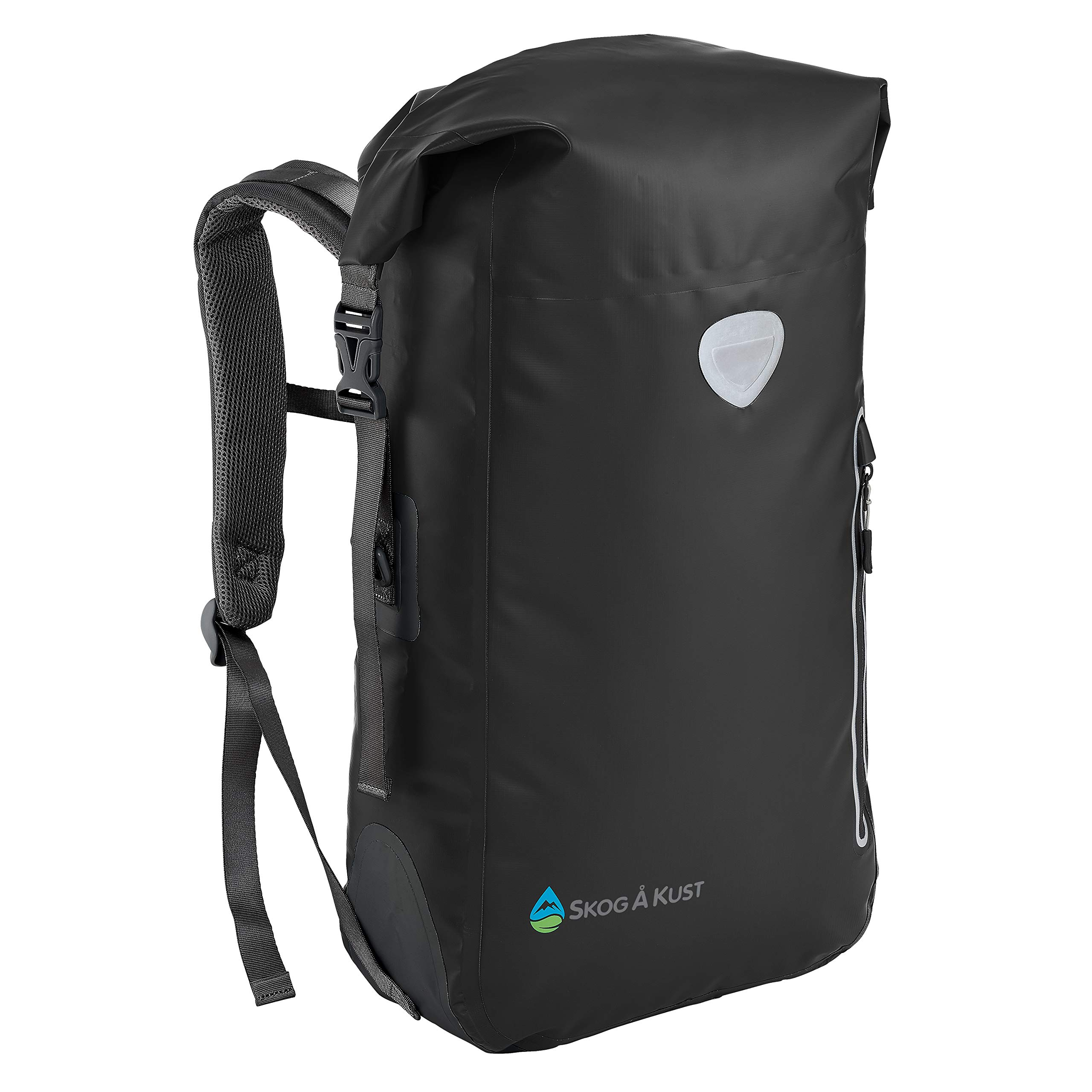 Såk Gear BackSåk Waterproof Backpack | 35L Black by Såk Gear