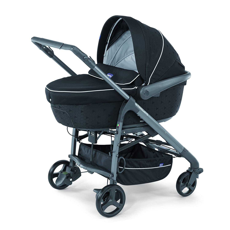 Chicco Trio Love - Sistema 3 en 1: capazo, carrito y coche (grupo 0 ...