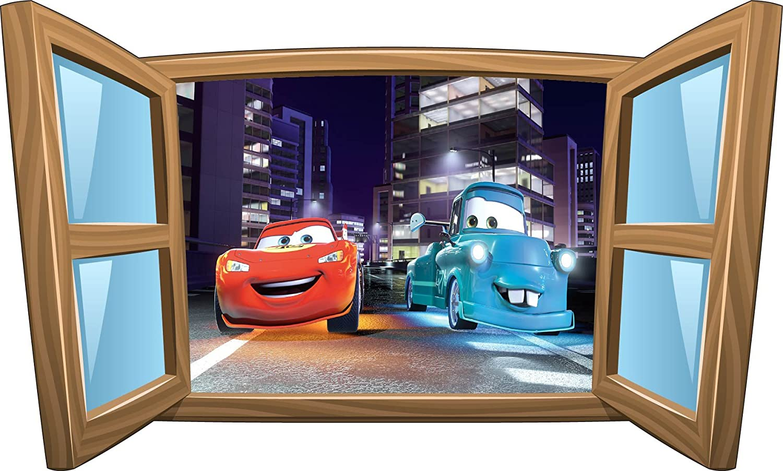 Sticker enfant fenêtre Disney Cars réf 975 975