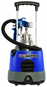 The Earlex 5500 Spray Station Review