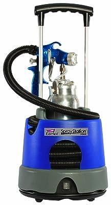 5.Earlex HV5500 Spray Station, 650 Watt, 13' Hose