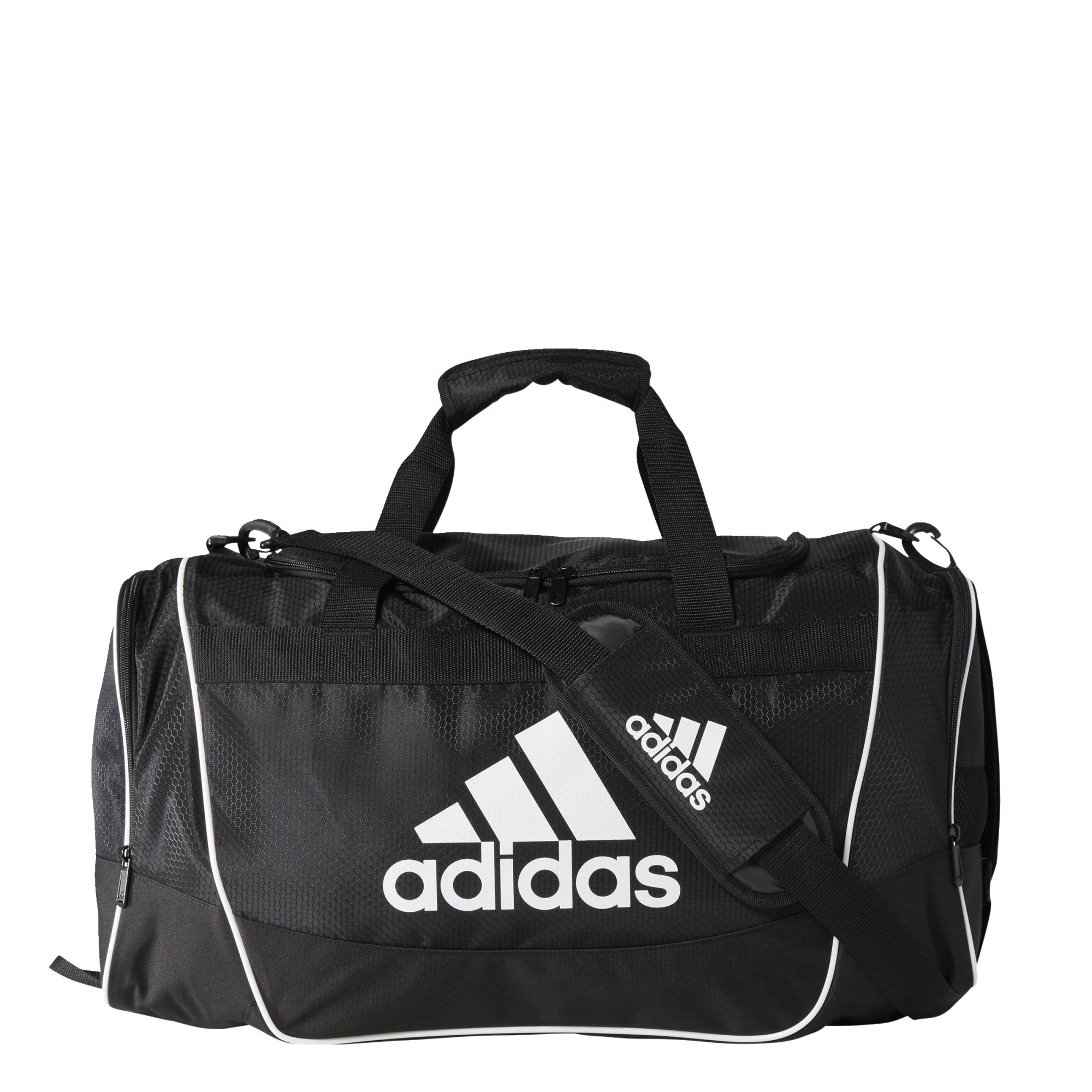 Galleon - Adidas Defender II Duffel Bag (Medium) 4081b2081a71a