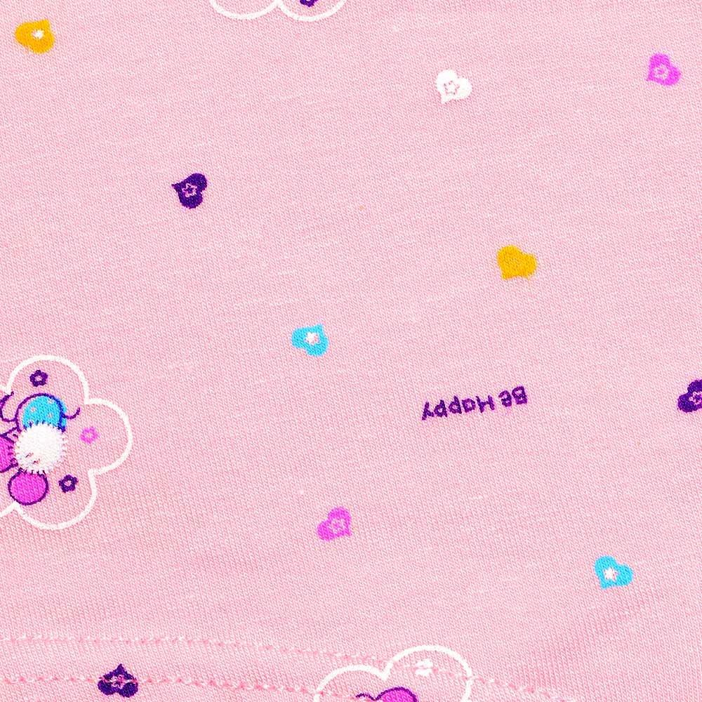 BOOPH Girls Underwear Toddler Little Hipster Boyshort Kids Briefs Cotton Panties 5 Pack by BOOPH (Image #5)