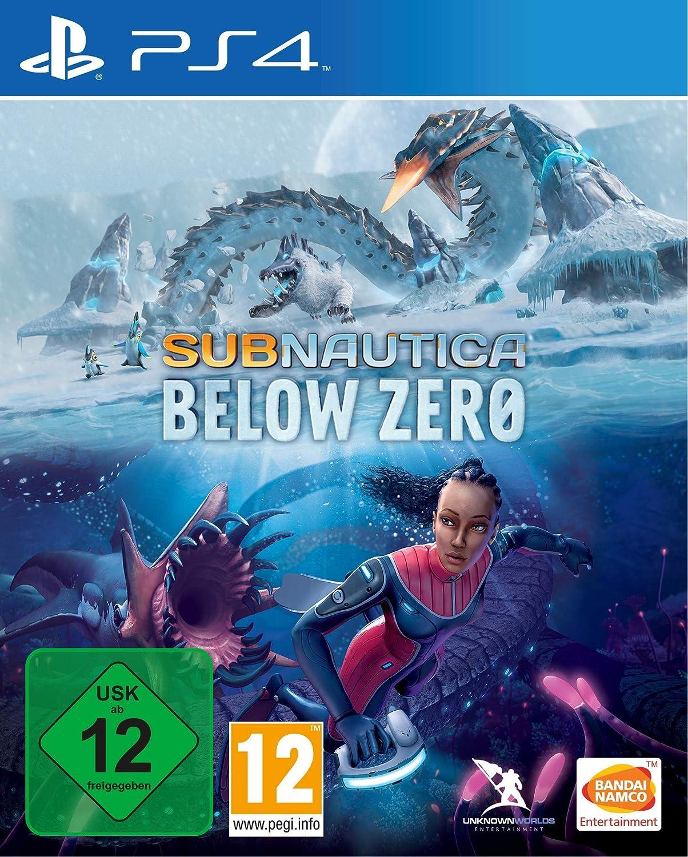 Subnautica: Below Zero - PlayStation 4 [Importación alemana]