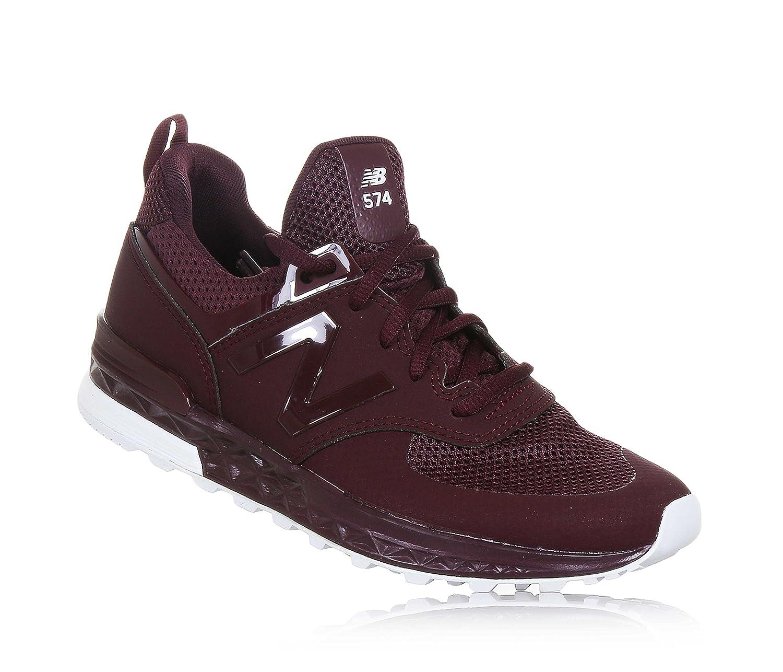 ed3d4cacf5c New Balance KFL5741 Girls Sneakers: Amazon.co.uk: Shoes & Bags