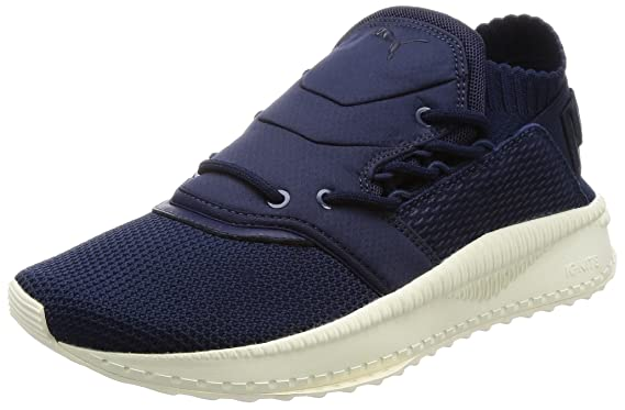 39fb12776fa3f Amazon.com: Puma Tsugi Shinsei Raw Mens Sneakers Blue: Clothing