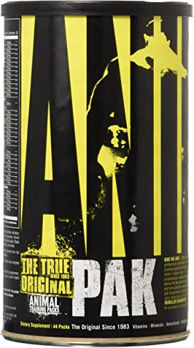 Animal Pak, 44 Packets, 22 Servings by Universal Nutrition