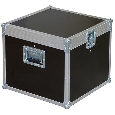 Etui - 4x LED Outdoor Par 6,5 mm bois marron, EcoLine