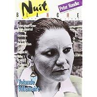 Nuit Blanche 37 Sept Oct 1989  Yolande Villemaire