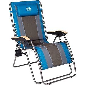 Timber Ridge Oversized Recliner Folding Chair