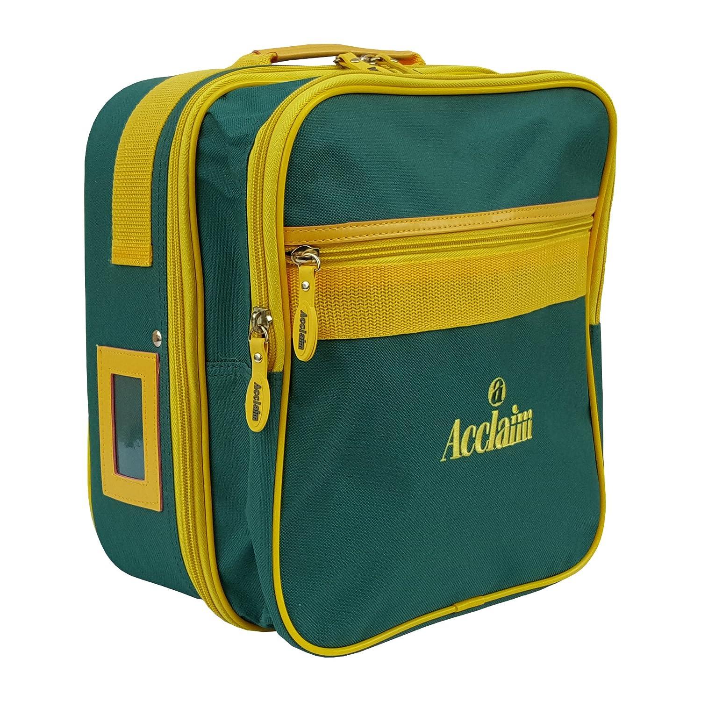 Acclaim Alnwick Nylon Four Bowl Level Lawn Flat Green Short Mat Locker Bowls Bag