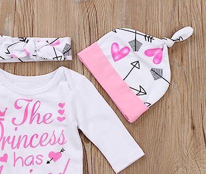 Amazon.com: Juego de 4 piezas de pantalones para bebés y ...