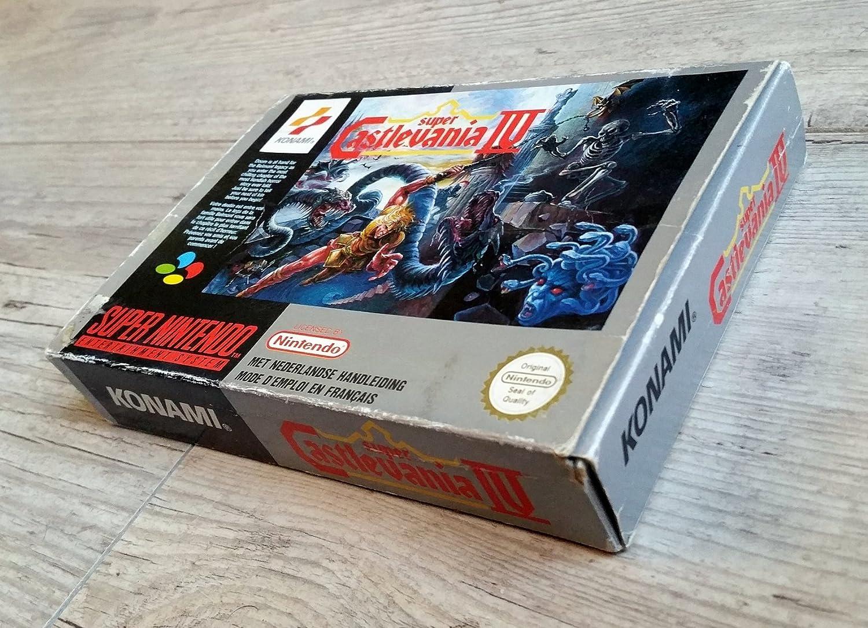SNES - Super Castlevania IV: Amazon.es: Videojuegos