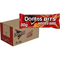 Doritos Bits Honey Barbecue Chips, Doos 30 stuks x 30 g