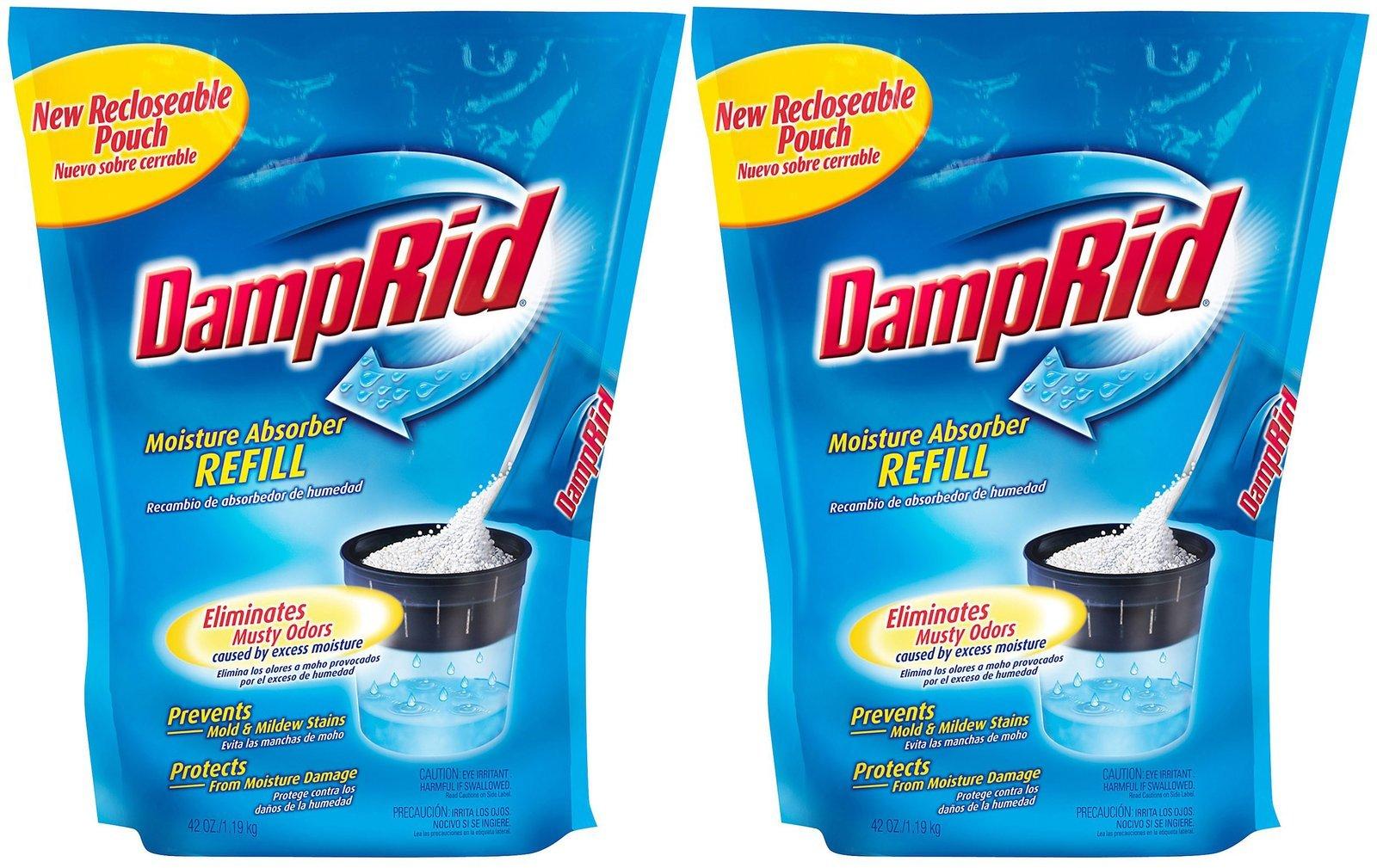 Damp Rid Refill Bag, 42 oz-2 pk by Damp Rid (Image #1)