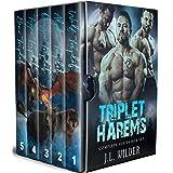 Triplet Harems Complete Series Box Set