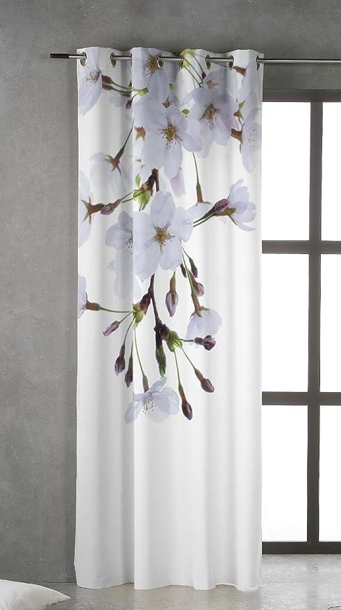 TSUKI Tenda confezionata Zen con Occhielli Metallici 150/x 260/Zen Giapponese Chillout