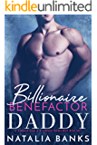 Billionaire Benefactor Daddy: A Single Dad & Virgin Romance Boxset