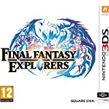 Final Fantasy Explorers (Nintendo 3DS)