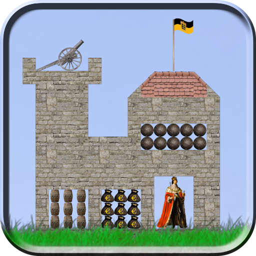Castle Artillery (Ballerburg) for sale  Delivered anywhere in USA