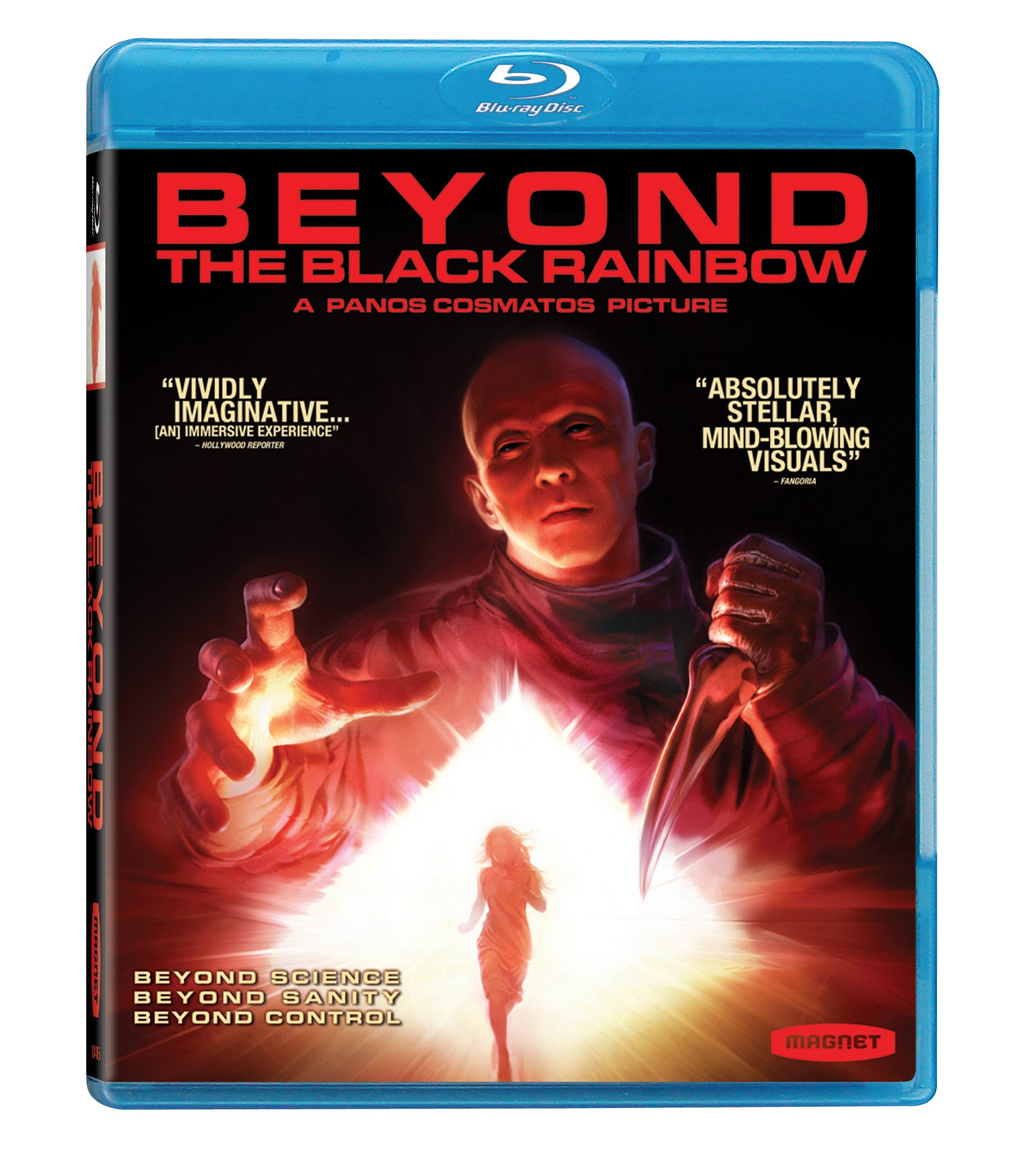 Blu-ray : Beyond the Black Rainbow (Blu-ray)