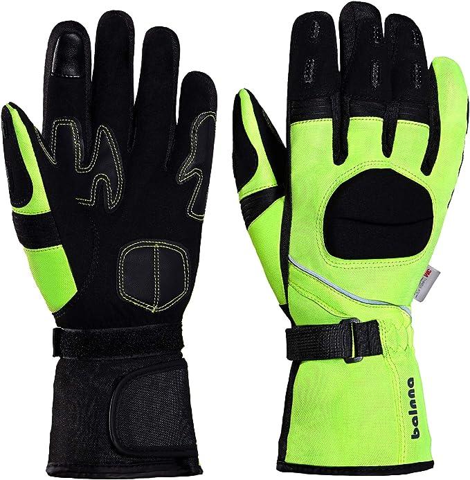 Best Snowboard Gloves: Balnna Multi-Functional Waterproof Gloves