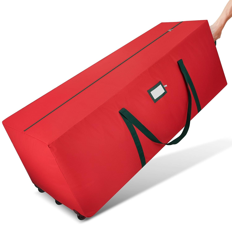 Amazoncom Premium 600D Oxford 9 Christmas Tree Storage Bag With