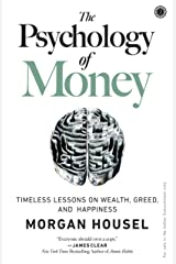 The Psychology of Money BY Morgan Housel For Personal Transformation Paperback
