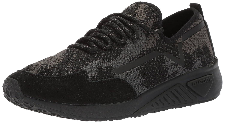 Diesel Women's SKB S-Kby Knit Sneaker B074MN3HC9 9.5 M US|Black