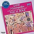 Satie: 3 Gymnopédies & Other Piano Works