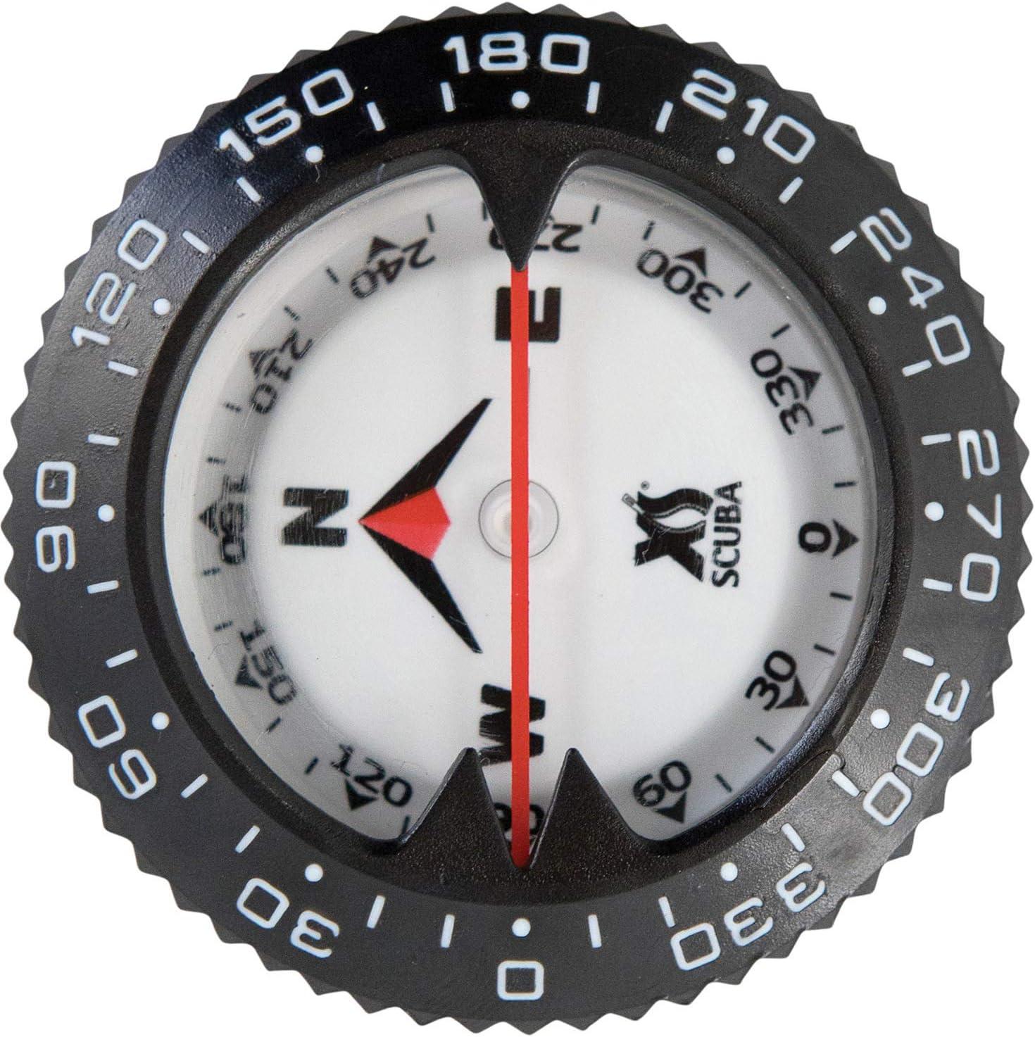 Outdoor Scuba Compass Wrist Console Navigation Gauge Dive Diving Water Sports