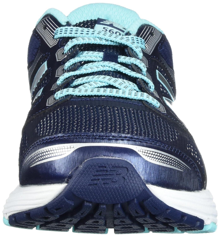 New Balance Women's W560v7 Cushioning Running Shoe B01MT2SAJQ 10.5 B(M) US|Navy