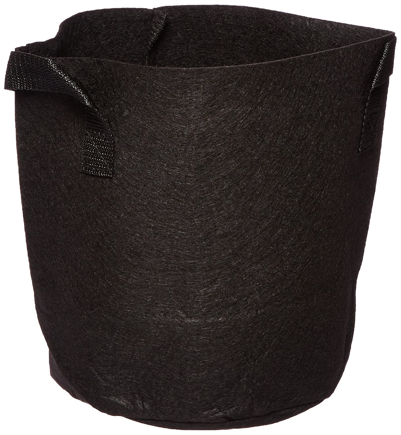 Viagrow Breathable Fabric Root Aeration Pot with Handles 10 Pack , 2 Gallon
