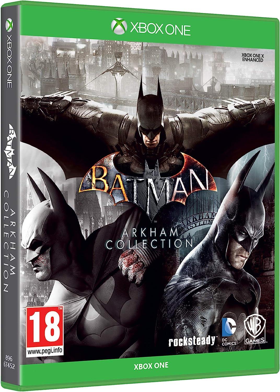 Batman Arkham Collection (Standard Edition) - Xbox One [Importación inglesa]: Amazon.es: Videojuegos