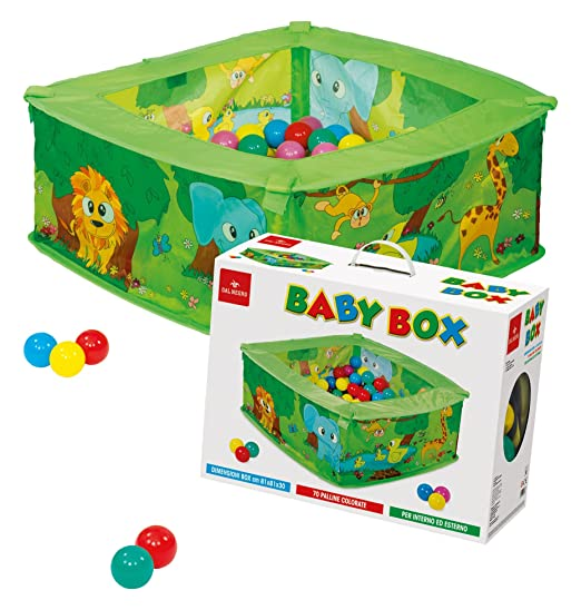 5 opinioni per Dal Negro 55738- Gioco Baby Box