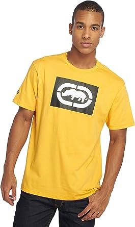 Ecko Unltd Base - Camiseta para hombre, color amarillo ...