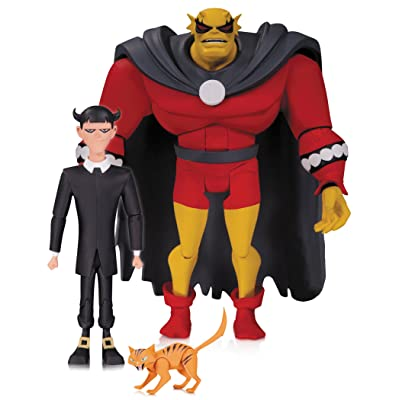 DC Collectibles The New Batman Adventures: Etrigan with Klarion Action Figure: Toys & Games [5Bkhe0201410]