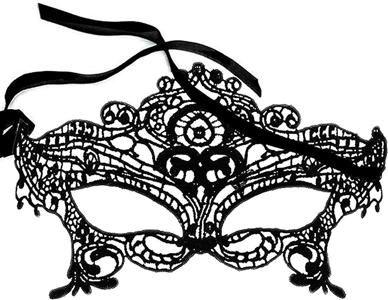 Adult Kids Sequin Eye Mask Masquerade Cat Face Mask Hen Party Fancy Dress Decor
