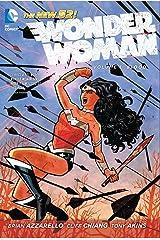 Wonder Woman Vol. 1: Blood (The New 52) (Wonder Woman (Graphic Novels)) Comic