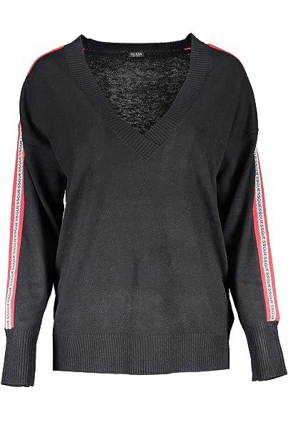 Guess Jeans W93R81Z2G40 Maille Femme M: : Vêtements