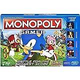 モノポリー ゲーマー ソニック ザ・ヘッジホッグ エディション ボードゲーム 対象年齢8歳以上 ソニック ビデオゲーマーがテーマのボードゲーム