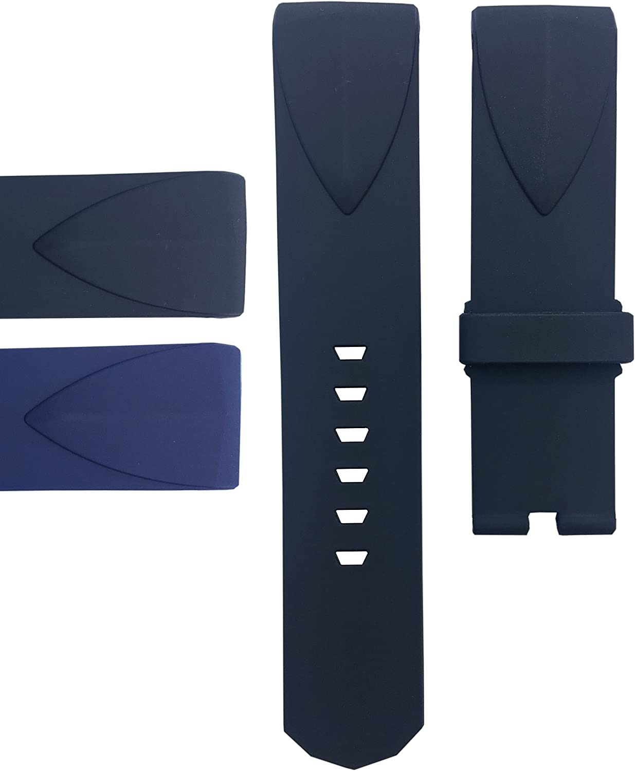 Compatible Admirals Cup 22mm,24mm Watch Band Strap | Free Spring Bar Tool