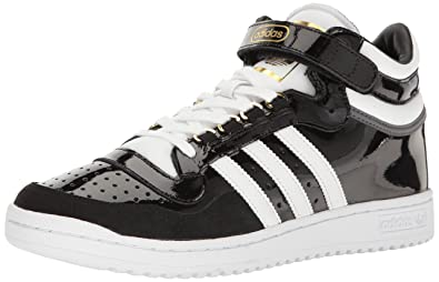 finest selection 1d611 f91df adidas Originals Men s Shoes   Concord II Mid Fashion Sneakers Black  White Metallic
