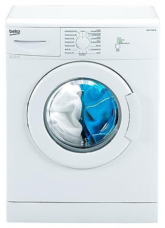 Beko WML 15106 NE Waschmaschine Frontlader / A+ / 168 kWh/Jahr ...