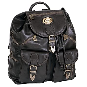 236150b31457b amaro Wanderrucksack Cityrucksack Rucksack Daypack Backpack Braun ...